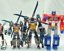 Christmas GIFT! Jinbao OS Warbotron Bruticus Robot Decepticons witho original box