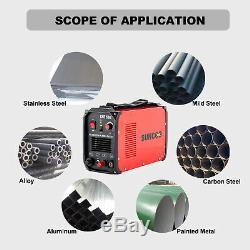 Cut 50D Non-Touch Pilot Arc Plasma Cutter 110V/220V Inverter Cutting Machine