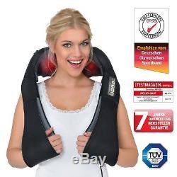 DAS ORIGINAL Nackenmassagegerät Donnerberg Massagegerät Schulter Nacken Rücken