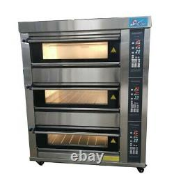 Deck Oven Electric with stone Brand New in Original Packing