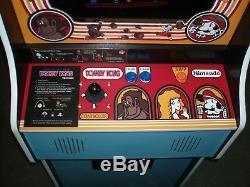 Donkey Kong Arcade Classics Video Multi Game Machine