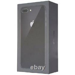 Fully Unlocked Apple iPhone 8 Plus (GSM+CDMA) AT&T T-Mobile Verizon NEW UNUSED