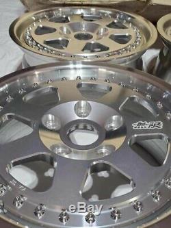 Geniune Mugen M7 Wheels Brand New Original