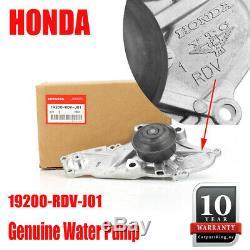 Genuine OEM Timing Belt & Water Pump Kit For Honda/Acura V6 Odyssey NEW