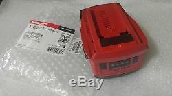 Hilti CPC B22 / 5.2ah, 21.6 Volt Li-ion Battery BRAND NEW