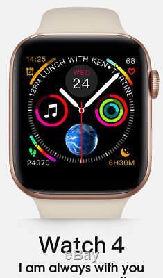 IWO 8 NEW Smartwatch Iwo8 ORIGINAL. Reloj Similar Apple IWatch 4. Ios Android