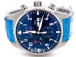 Iwc Pilots Watch Chronograph Edition Le Petit Prince Iw377717 Brand New