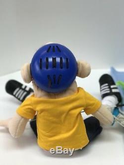 Jeffy Jeffy Puppet the original puppet made at Beacon Art Studios