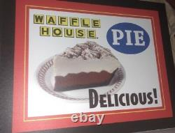 Just In Brand Spankin' New! Awesome Classic Waffle House Wall Signs
