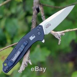 Kershaw usa M390 STEEL Dividend Spring Assist Speedsafe FLIPPER knife 1812BLK