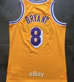 Kobe Bryant jersey La lakers Basketball new 24 swingman hardwood ORIGINAL 3XL
