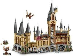 LEGO Harry Potter Hogwarts Castle 71043 HARD-TO-FIND, Original Box, Brand New