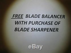 Lawn Mower Blade Sharpener / Grinder Motor NOT Included Made In USA (ORIGINAL)