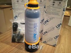 Lifesaver Bottle 4000uf Brand New In Original Packaging Camping Hiking Fish