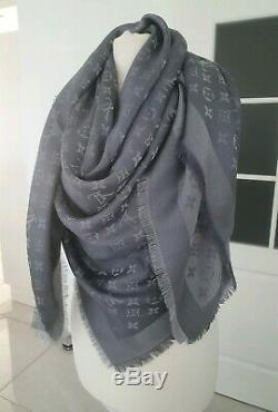Louis Vuitton Schal, Monogramm-Shine! Brandneue! Original