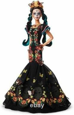 Mattel FXD52 Barbie Dia De Los Muertos Day of The Dead Doll BRAND NEW IN SHIPPER