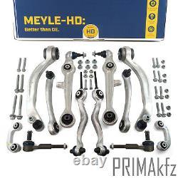 Meyle 116 050 0087/HD Verstärkt Querlenkersatz Vorne Audi A6 C5 Passat 3B Superb