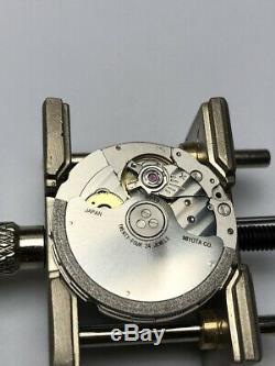 Miyota-Citizen 9015 Automatic 24 Jewels Brand NEW ORIGINAL Movement Werk Watch
