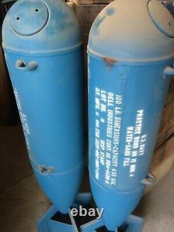 Mk15 Mod 4 Navy Practice Bomb 100 Lb, Inert Original