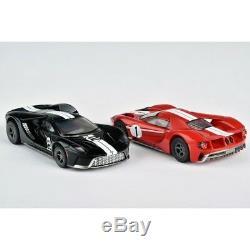 NEW AFX 22005 Super Cars Ford GT Mega G+ Tri-Power HO Slot Car Track Set FREE SH