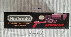 NEW Original Nintendo Entertainment System Action Set console. UNUSED! BRAND NEW