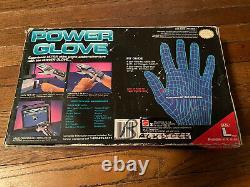 Nintendo Power Glove Original 1989 Release Brand New Sealed Size L Ultra Rare