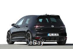 OETTINGER VW Golf 7 VII MK7 GTI GTD R Dachspoiler Heckspoiler Rear Roof Spoiler