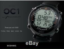 Oceanic OC1 Limited Edition Computer Wrist Watch BRAND NEW IN ORIGINAL BOX