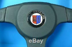 Original Alpina Lenkrad 360mm inkl Nabe für BMW E24 E28 E30 E34 E32 Z1 NEU