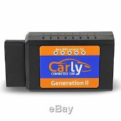 Original Carly WIFI GEN 2 OBD Adapter For iPhone BMW Mercedes Porsche Renault