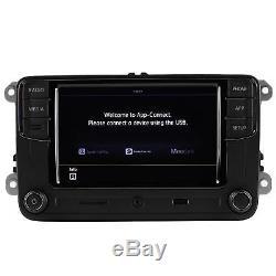 Original Desay SV CarPlay 6.5 MIB New RCD330 Plus Stereo 6RD 035 187 B for VW