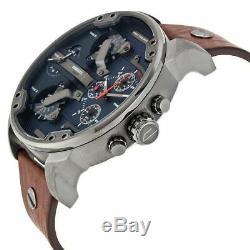 Original Diesel Herren Uhr DZ7314 XL Mr Daddy 2.0 Multitimer Neu & Ovp