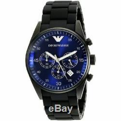 Original Emporio Armani Herren Uhr Armbanduhr AR5921 Chronograph Neu & Ovp