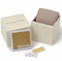Original Michael Kors uhr damenuhr mk5661 runway xxl rose gold kristall neu