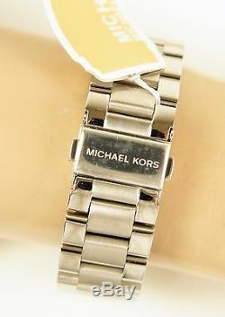 Original Michael Kors uhr damenuhr mk5705 bradshaw xl farbe silber neu