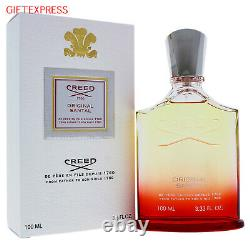 Original Santal by Creed for Men 3.3 oz EDP Spray UNISEX Brand New In Box