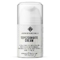 Original Tepezcohuite Cream Organic Tepezcohuite, Skin Regenerating 2oz