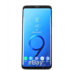 Original Unlocked Samsung Galaxy S9+ G965U Smartphone Black+Accessories Gift