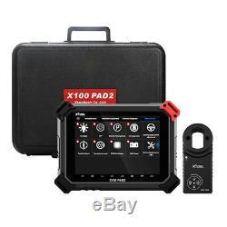Original Xtool X100 PAD2 Pro Auto Key Program+KC100 For VW 4&5th IMMO Scan Tool