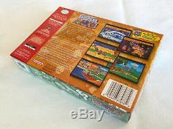 Paper Mario Nintendo N64 Sealed, original plastic wrap, BRAND NEW