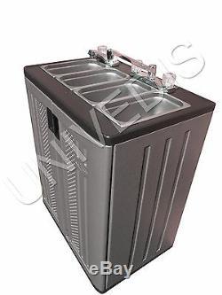 Portable Sink original UNIVEDIS, Concession business 3 4 compartment NEW