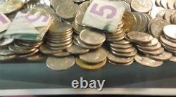 Quarter Coin Pusher Slider