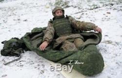 RUSSIAN MODERN ARMY SLEEPING BAG RATNIK Original