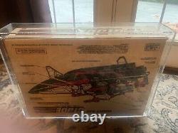 Rare GI Joe 1985 Night Force Night Ray Boat TRU Exclusive Brand New AFA 80