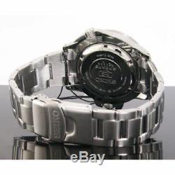 SEIKO 5 Sports SKZ209J1 23 Jewels navy Automatic Japan Made Original Box #