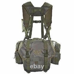 SSO / SPOSN Tactical Vest Smersh Olive Russian Army Spetsnaz Belt System