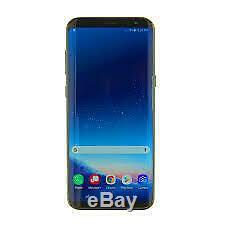 Samsung Galaxy S8 Plus SM G955U, 64 GB Black Unlocked Original New