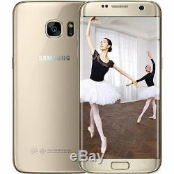 Samsung Galaxy s7 Edge SM G935A Gold Unlocked Original New