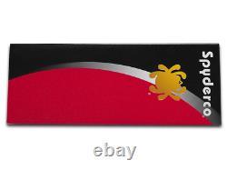 Spyderco Para 3 Liner Lock Knife Black FRN Handle BD1N C223PBBK