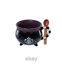 Starbucks Korea 2019 Halloween Witch Brew Mug 355ml Tumbler Cup Coffee